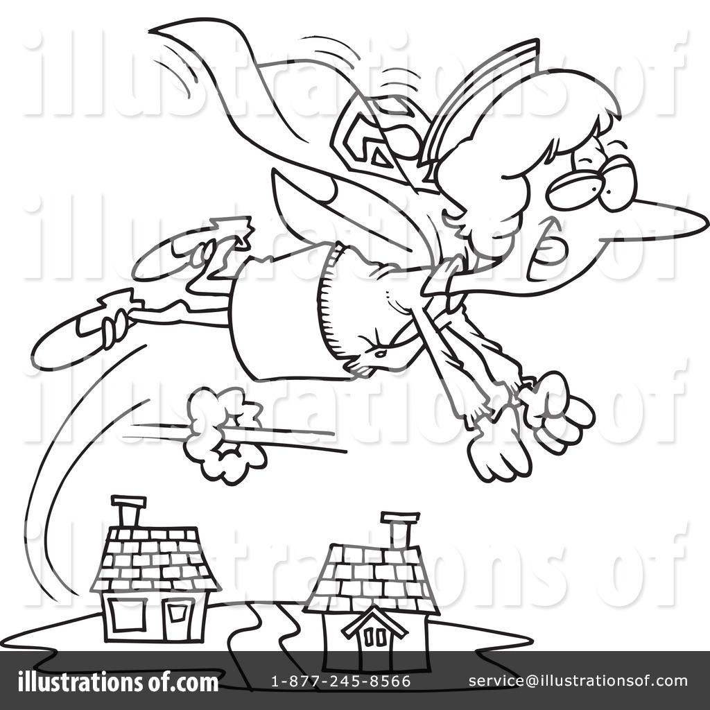 Cartoon Professions Icons