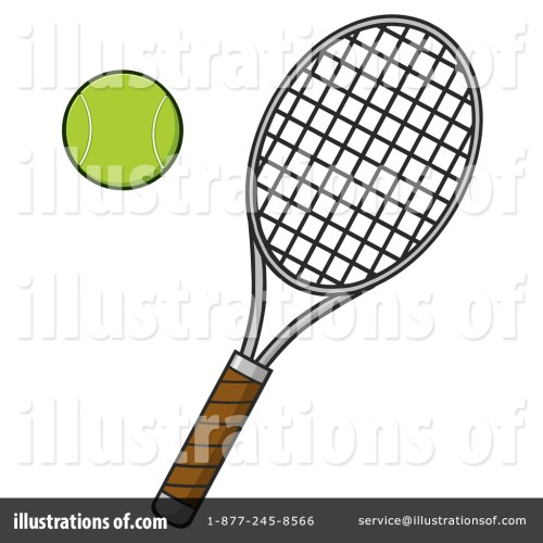 small resolution of royalty free rf tennis clipart illustration 1397175 by hit toon