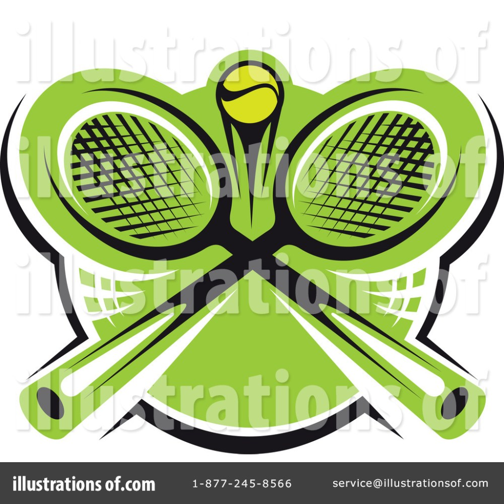 medium resolution of royalty free rf tennis clipart illustration by vector tradition sm stock sample