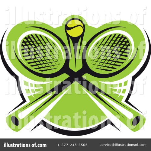 small resolution of royalty free rf tennis clipart illustration by vector tradition sm stock sample