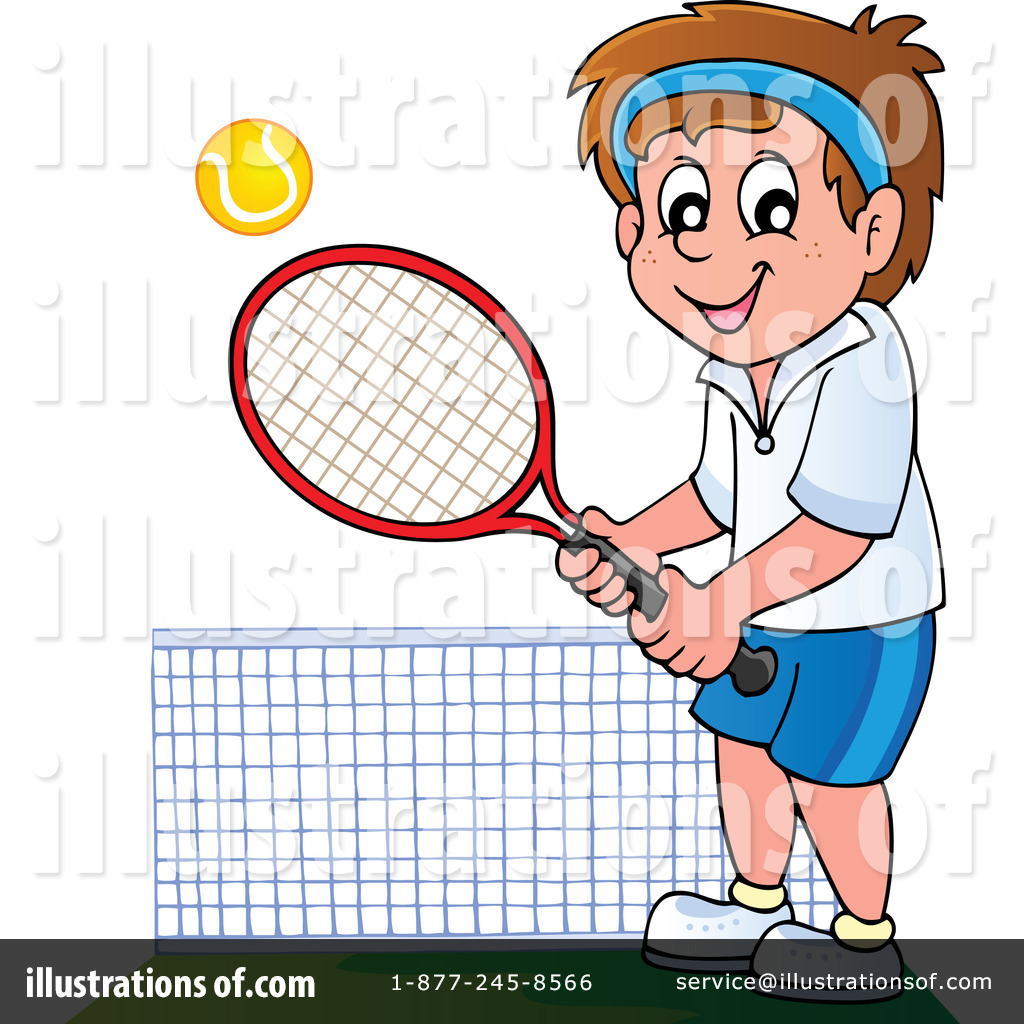 hight resolution of royalty free rf tennis clipart illustration 1114856 by visekart