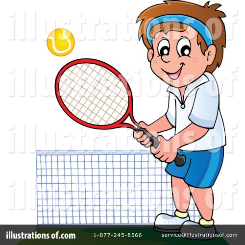 small resolution of royalty free rf tennis clipart illustration 1114856 by visekart