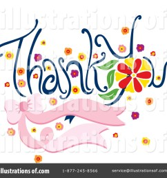 royalty free rf thank you clipart illustration by cherie reve stock sample [ 1024 x 1024 Pixel ]