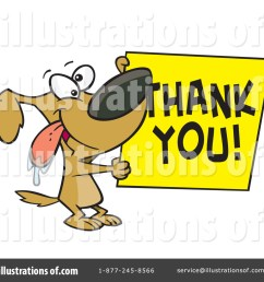 royalty free rf thank you clipart illustration 437781 by toonaday [ 1024 x 1024 Pixel ]