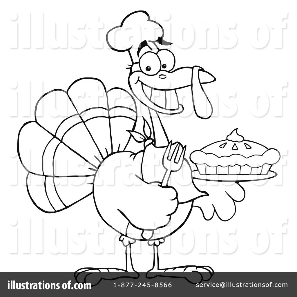 Thanksgiving Turkey Clipart