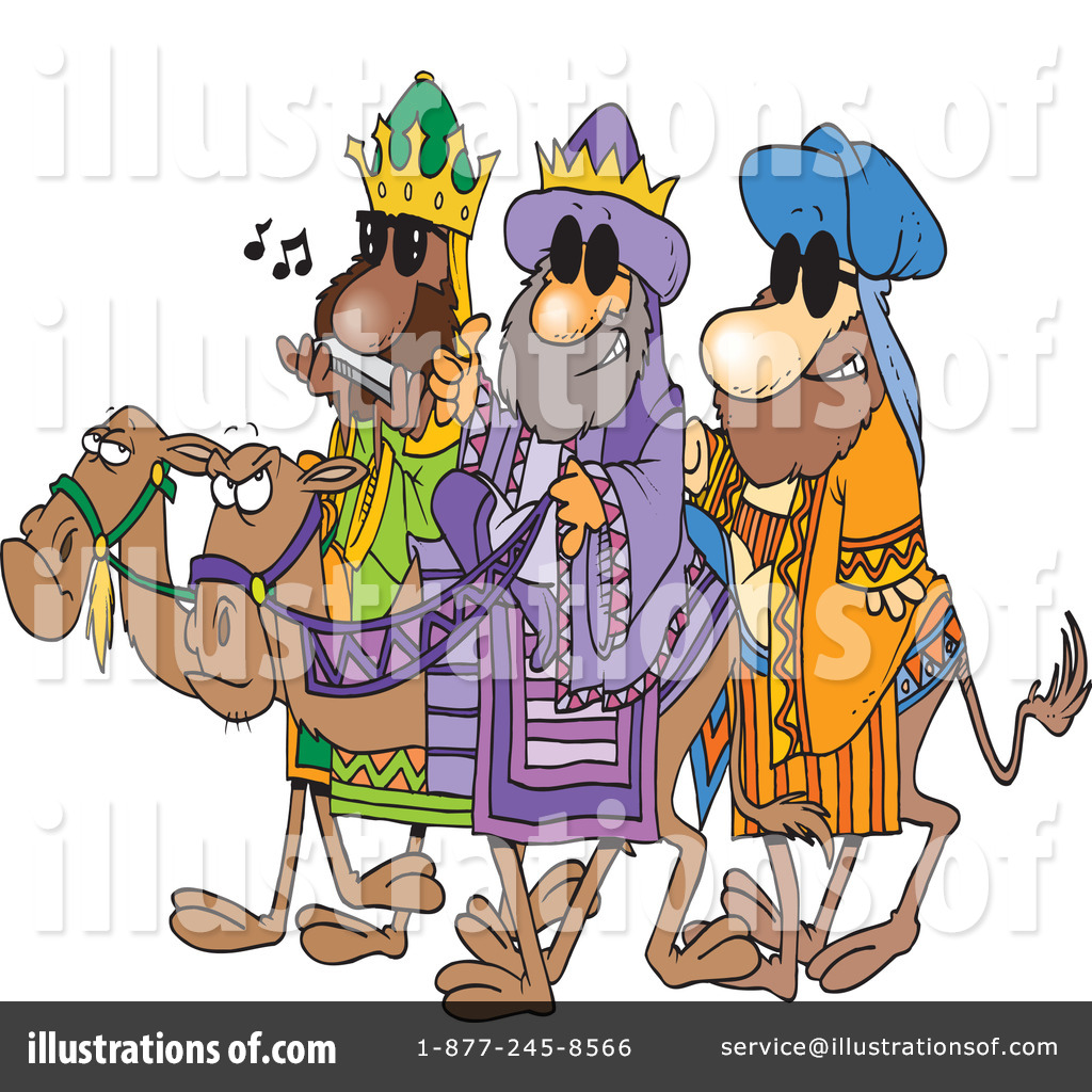 hight resolution of royalty free rf three wise men clipart illustration by toonaday stock sample