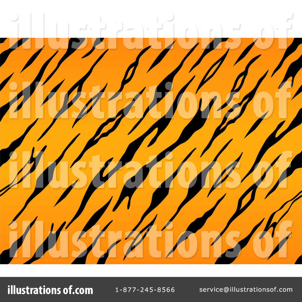 Tiger Stripes Clipart