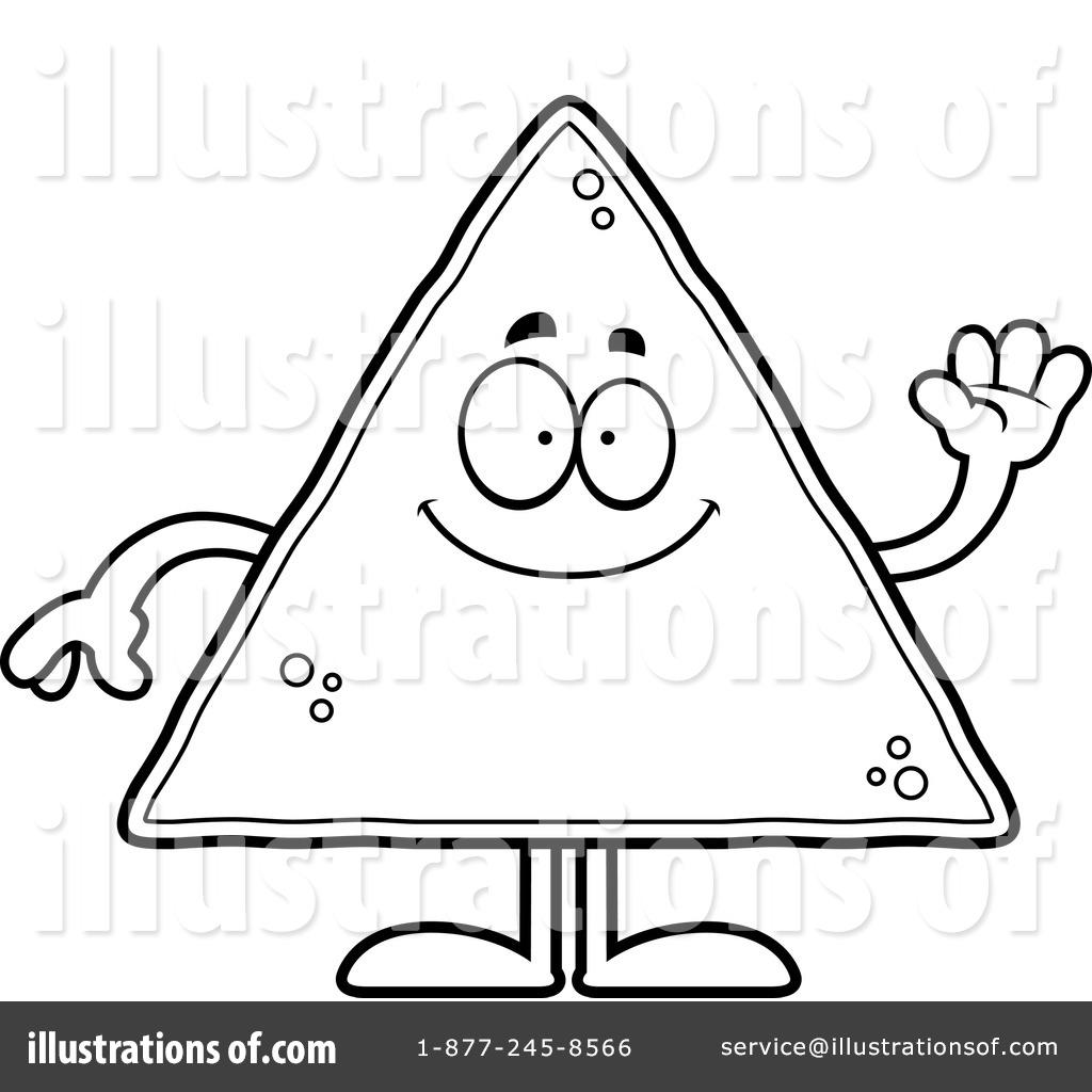 Tortilla Chip Clipart