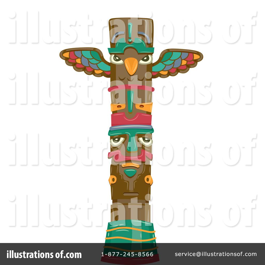 hight resolution of royalty free rf totem clipart illustration by bnp design studio stock sample