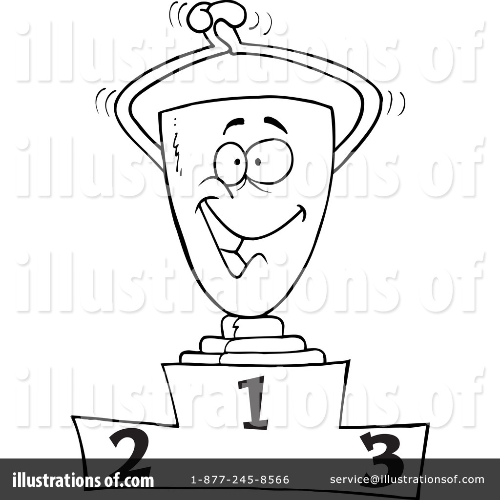 Trophy Cup Clipart