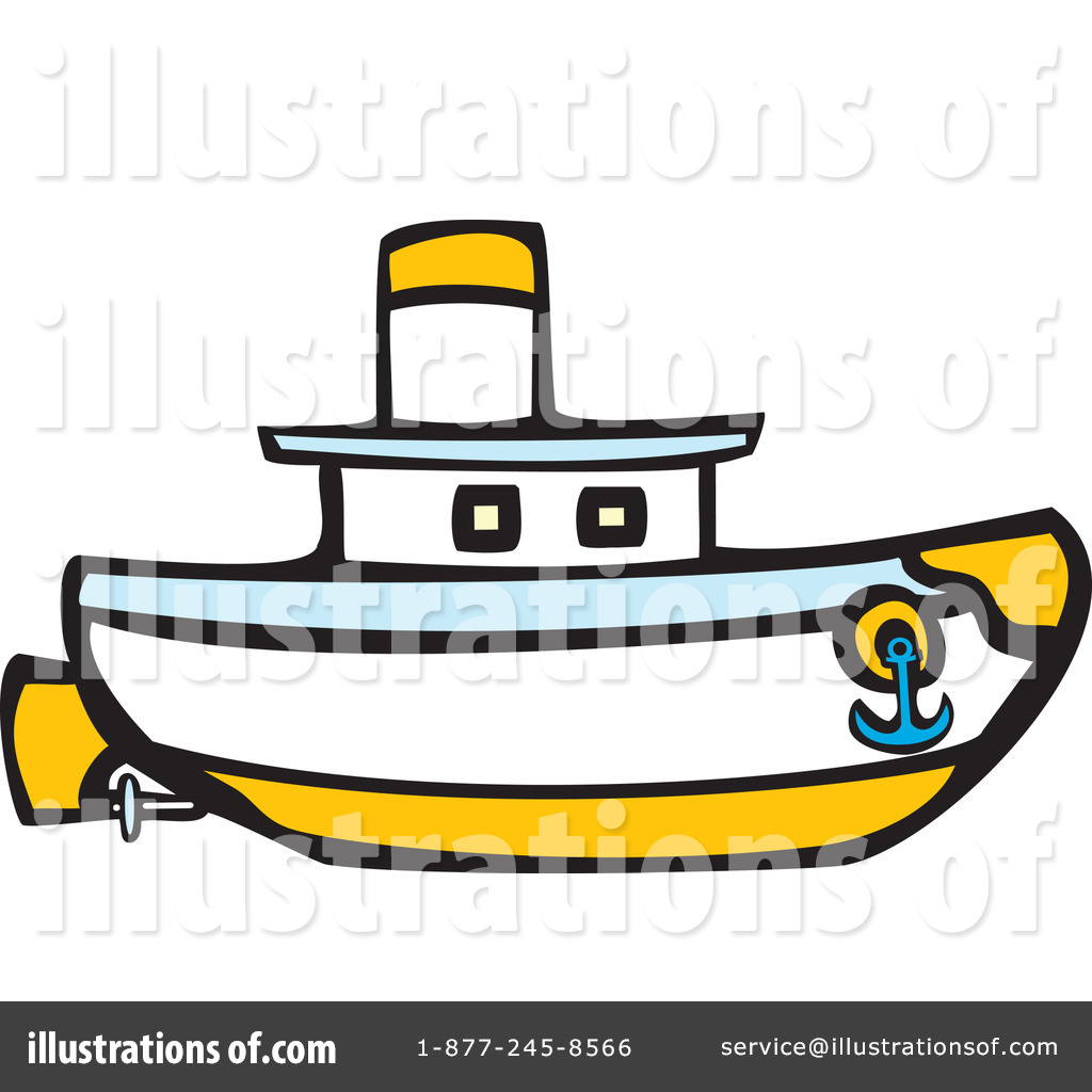 hight resolution of royalty free rf tug boat clipart illustration 435634 by xunantunich