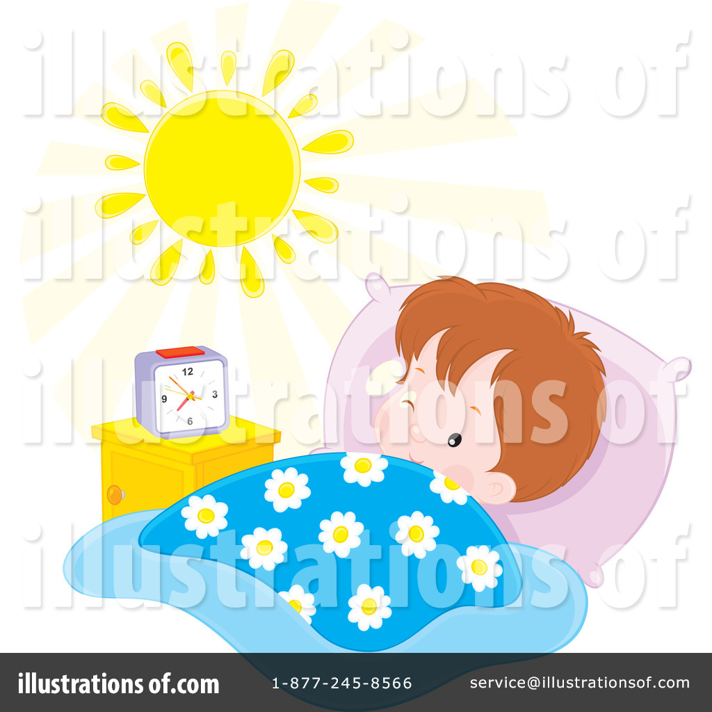 hight resolution of royalty free rf wake up clipart illustration by alex bannykh stock sample