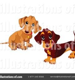 royalty free rf wiener dog clipart illustration 70572 by pushkin [ 1024 x 1024 Pixel ]