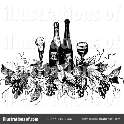 small resolution of royalty free rf wine clipart illustration 1112582 by prawny vintage