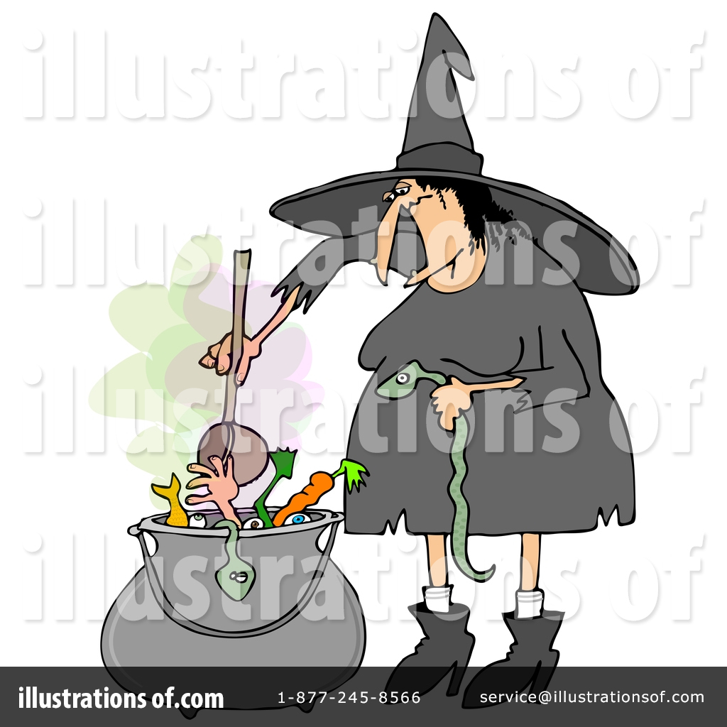 hight resolution of royalty free rf witch clipart illustration 1355260 by djart