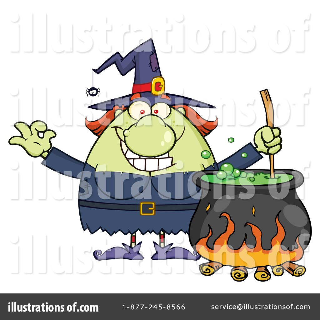 hight resolution of royalty free rf witch clipart illustration 1427755 by hit toon