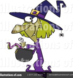royalty free rf witch clipart illustration 1269421 by toonaday [ 1024 x 1024 Pixel ]