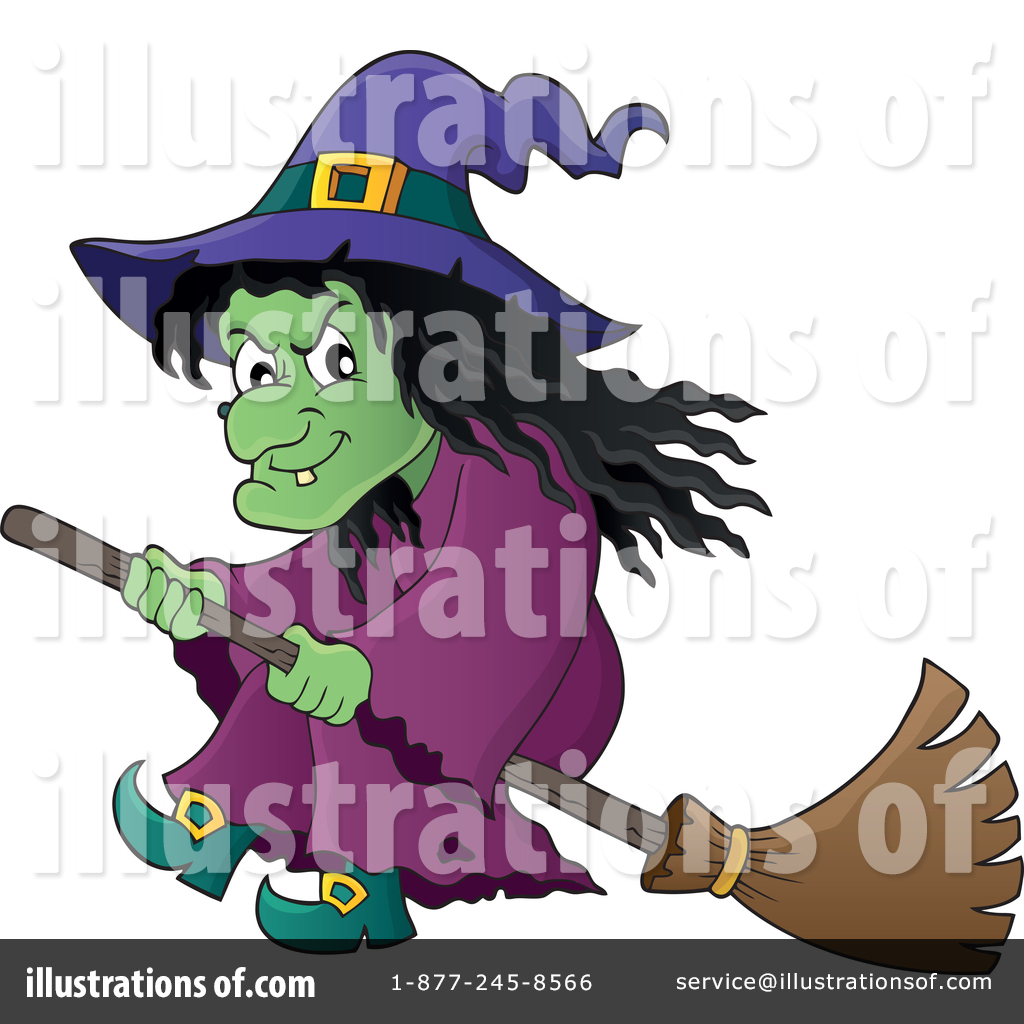 hight resolution of royalty free rf witch clipart illustration 1417166 by visekart