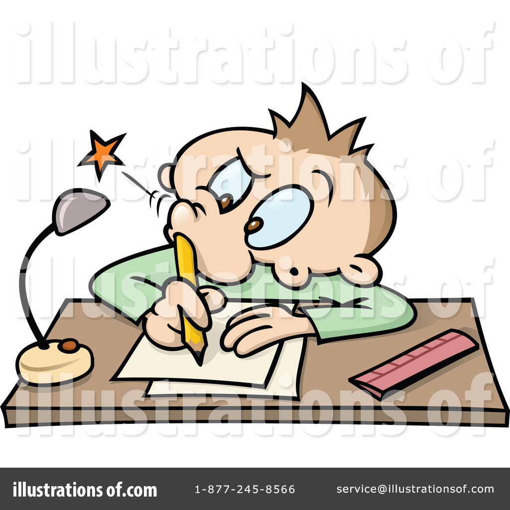 hight resolution of royalty free rf writing clipart illustration 227148 by gnurf