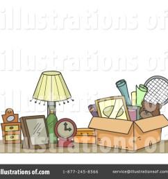 royalty free rf yard sale clipart illustration 1251719 by bnp design studio [ 1024 x 1024 Pixel ]