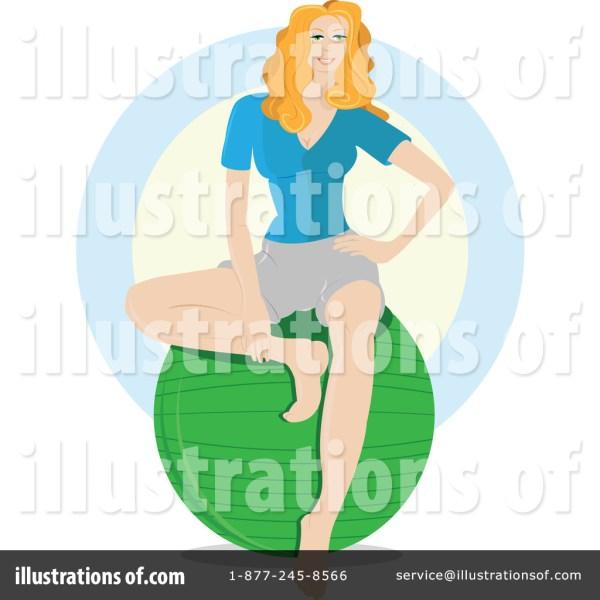 Yoga Clipart #19447 - Illustration Vitmary Rodriguez