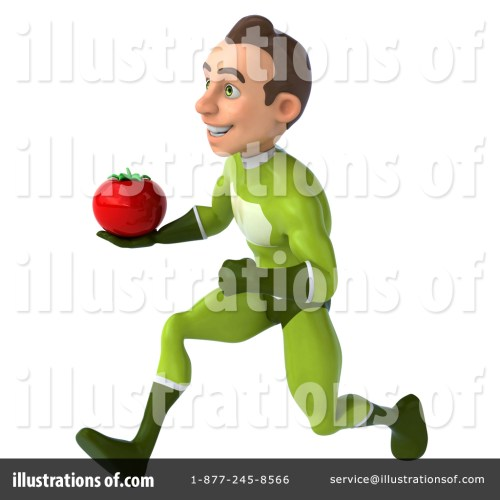 small resolution of royalty free rf young white male green super hero clipart illustration 1348993 by julos