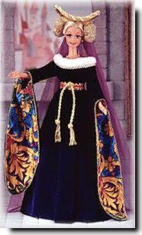 Barbie LADY MEDIEVALE