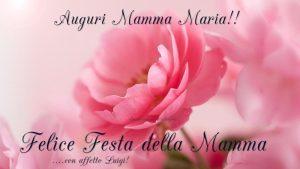 Auguri Mamma Maria Il Magico Mondo Dei Sogni