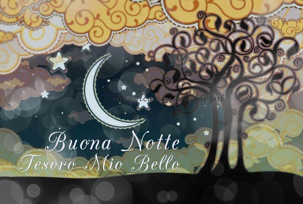 Cartoline Buona Notte Il Magico Mondo Dei Sogni