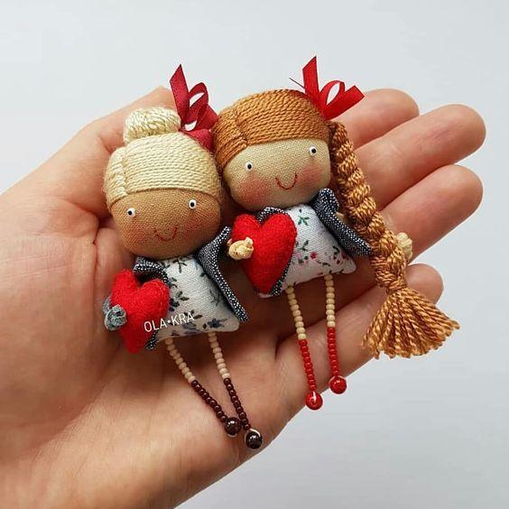 Creare Bambole di Stoffa ~ Il Magico Mondo dei Sogni