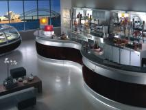 Ristrutturazione bar area club