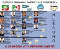 Gli incensurati secondo partito in Italia.