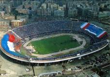 Stadio San Paolo a Napoli