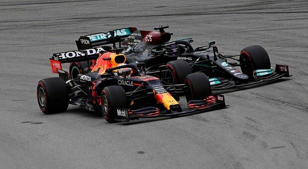 Gp Spagna, Hamilton vince ancora: Verstappen secondo, Leclerc quarto - Il  Mattino.it