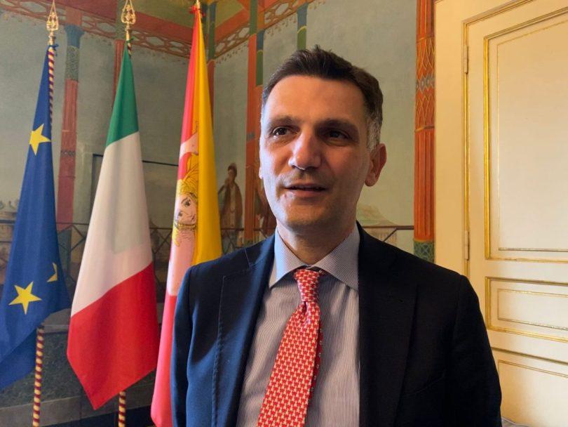 Regione siciliana: il segretario del Pd Anthony Barbagallo