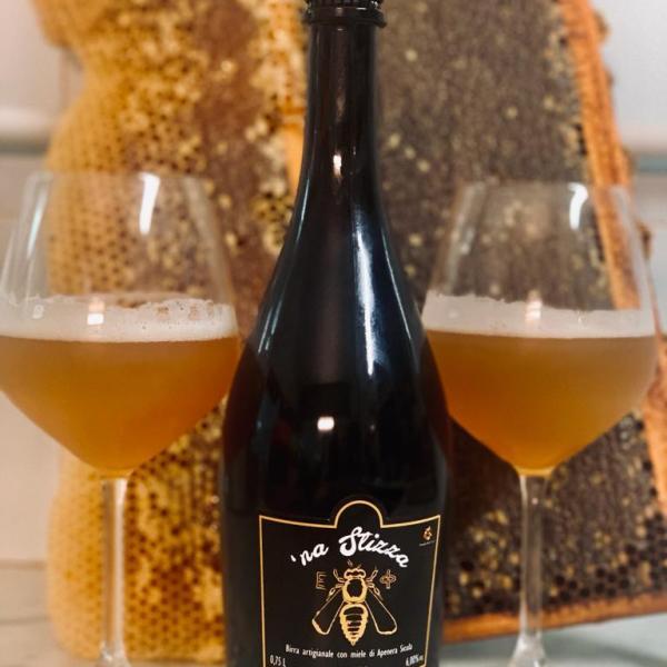 na stizza, la birra artigianale di Emanumiele: un'esperienza da non perdere