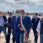 Tromba d'aria a Pantelleria, Musumeci nell'isola per un sopralluogo