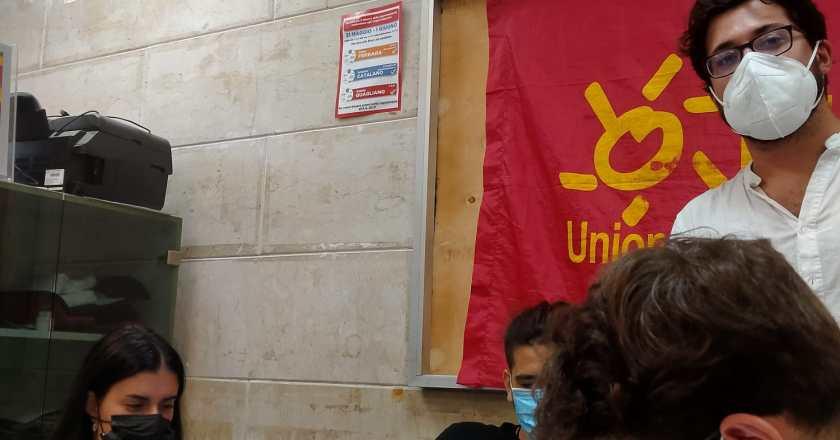 Università di Palermo,  inaugurato sportello Isee gestito da Udu e Cgil
