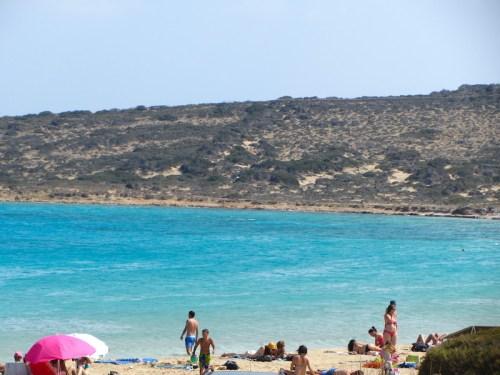 Koufunissi spiaggia