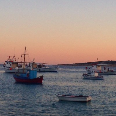 Koufunissi tramonto