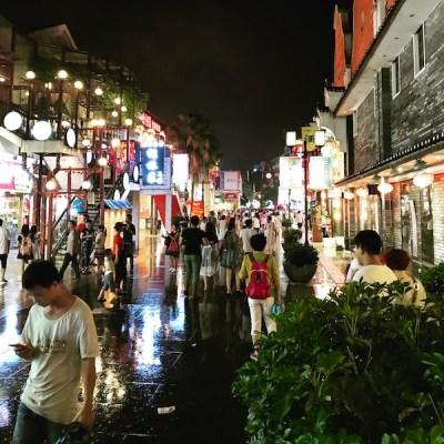 Yangshuo paese