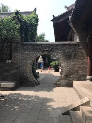 Pingyao-Temple