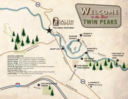 map of twin peaks