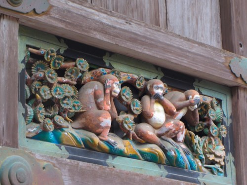 Nikko-scimmie