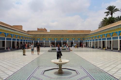 Marrakech - PallazzoBahia