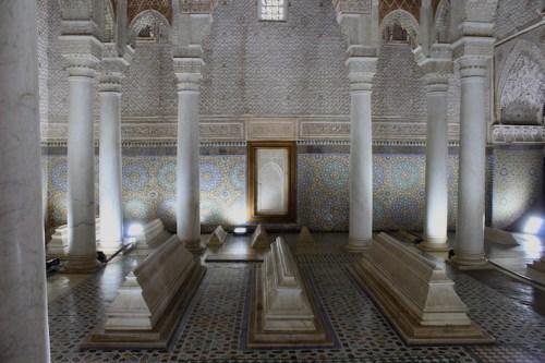 Marrakech - Tombe