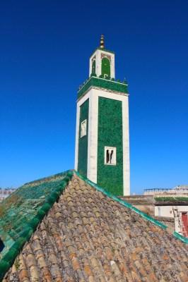 Meknes - tetti