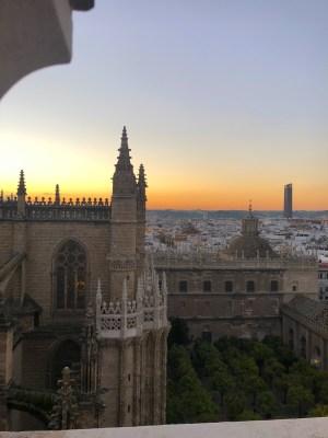Siviglia - Panorama dalla Giralda