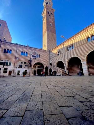 Verona La Scala della Ragione
