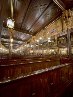 Budapest - Sinagoga 1